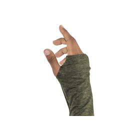 Nike Dry Element LS 1/2 Zip Running Top Men sequoia/medium olive/htr